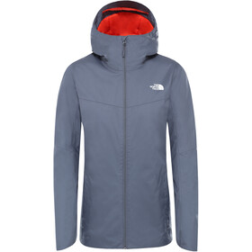 The North Face Quest Insulated Jacket Women, vanadis grey/flare